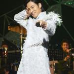 ■山内惠介が全国5大都市コンサートツアーの最終日を東京・中野サンプラザホールで。 来年10月に東京国際フォーラム公演が決定