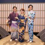 ■山内惠介、市川由紀乃、三山ひろしが、三波春夫さんの没後15年企画公演で共演。三波さんの名曲を披露