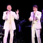 ■藤原浩と岩出和也が東京・渋谷で初めてのジョイントライブ。作曲家・樋口義高さんがゲスト出演