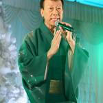 ■橋幸夫が新曲「ちゃっきり茶太郎」の舞台、静岡県5市から「お茶親善大使」に任命