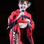 ■松川未樹が「日本レコード大賞・企画賞」受賞祝い&バースデーパーティー。恩師・岡千秋さんもお祝いに