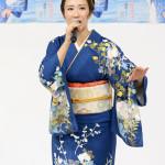 ■椎名佐千子が新曲「ソーラン鴎唄」発売記念を兼ねて、ファン30人限定のスペシャルイベントを
