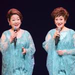 ■由紀さおり・安田祥子が30周年記念コンサートツアーのファイナルを東京・赤坂ACTシアターで
