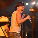 ■神野美伽が大阪・ 梅田クラブクアトロ5周年に登場。演歌とロックの融合で会場沸かせる。先輩ペギー葉山さんの歌も披露