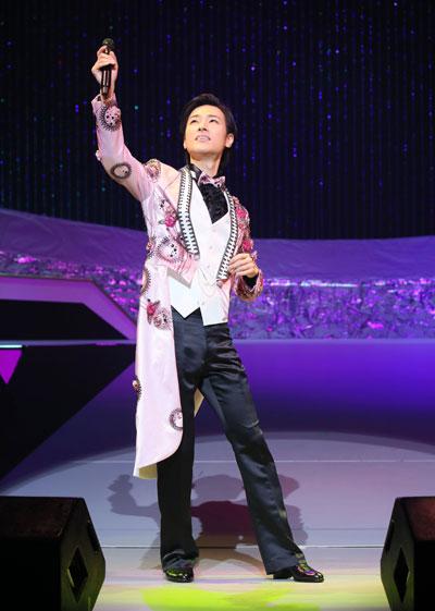 山内惠介(その1)