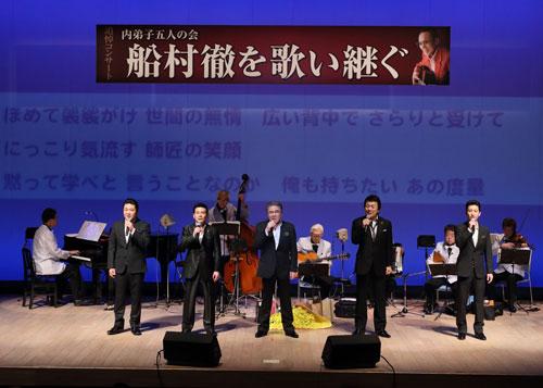 船村徹追悼コンサート(その3)