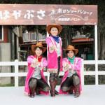 ■新世代歌謡グループ、はやぶさが東京乗馬倶楽部で新曲発売記念イベント。8月に東京、名古屋のZeppでライブ。ブラジル公演も