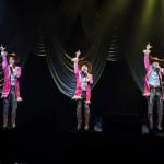 ■はやぶさがZepp東京で第4弾ワンマンコンサート。スーパーベルズとのコラボや和太鼓初挑戦などで大フィーバー