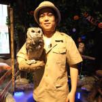 ■三山ひろしが「歌謡ポップスチャンネル」の特番「三山ひろし探検隊シリーズ」で、東京の珍スポット5カ所をロケ探検。放送は11月23日