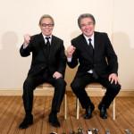 ■作曲家・船村徹さんの一周忌法要に弟子の北島三郎、鳥羽一郎ら350人が参列。歌供養も兼ねて