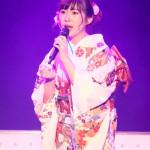■岩佐美咲が第4弾コンサートを恵比寿ザ・ガーデンホールで。田川寿美からプレゼントされた着物で新曲「佐渡の鬼太鼓」を初歌唱