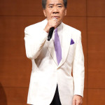 ■大川栄策が「大川栄策歌謡塾」主催による2回目のカラオケ発表会&ショー。歌唱指導も披露