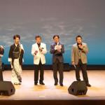 ■冠二郎、新沼謙治らが栃木・日光市でコロムビアマンスリー歌謡ライブ。各新曲や船村徹作品などを熱唱