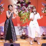 ■岩佐美咲が「DAM CHANNEL 演歌」の2代目ナビゲーターに就任。交代式で初代ナビゲーター・川野夏美からバトンタッチ