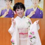 ■田川寿美が新曲「春よ来い」購入者イベント。50組100人を招待し、リクエストにこたえて全7曲披露