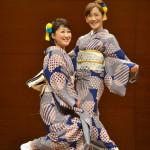■永井裕子&井上由美子の「なでしこ姉妹」が「秋だ一番!なでしこ祭り」開催
