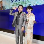 ■グッチ裕三が田川寿美とジョイントイベント。芸能活動40周年記念シングル「最後のプロポーズ」披露。息の合ったデュエットも