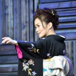 ■永井裕子が新曲「ねんごろ酒」発表会。「ばか野郎」のフレーズを連発! 来年のデビュー20周年に向けて大ヒットを