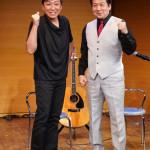 ■西方裕之と和田青児が、あの「伝説のライブ」を平成最後の年に5年ぶりに再演。爆笑トークを交えながら熱唱
