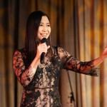 ■新人演歌歌手・門松みゆきがデビューお披露目コンベンション。2月27日に「みちのく望郷歌」でコロムビアからCDデビュー