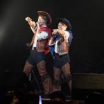 ■新世代歌謡グループ、はやぶさが東京キネマ倶楽部でコンサート。2月27日発売のカバーアルバム「歌謡カヴァーソングス2」から全曲披露