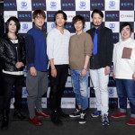 「演歌男子。」シリーズ第6弾の新番組が4月11日からスタート。初回は純烈、徳永ゆうき、最上川司の3組出演