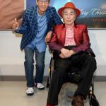 ■兄弟デュオ、ビリー・バンバンが50周年記念コンサート。浜口庫之助夫人・真弓さん、せんだみつお、石坂浩二らがお祝いに