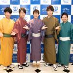 ■「演歌男子。JUKEBOX」で、はやぶさ、松尾雄史、松阪ゆうき、三丘翔太の全4組が共演。コラボ&カバー曲歌唱や大喜利コーナーも