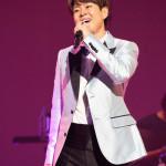 ■パク・ジュニョンが全国7カ所ライブツアーの東京公演を浅草公会堂で開催。韓国のヒット曲も披露