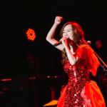 ■森口博子が全国4カ所ライブツアーのファイナルを東京で。話題のガンダムのカバー曲など全18曲熱唱