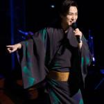 ■山内惠介が念願の47都道府県コンサートツアーのスペシャルバージョン、5大都市ツアーのファイナルを東京国際フォーラムで開催