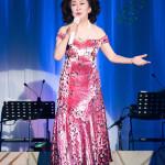 ■大月みやこが東京・三越劇場で毎年恒例の秋のコンサート。55年分の思いを込めて熱唱。来年9月11日に国立劇場コンサートが決定