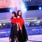 ■森口博子と鮎川麻弥が初コラボ曲「追憶シンフォニア/果てないあの宇宙へ」発売記念イベント。2人で50代ロックを熱く熱く歌唱