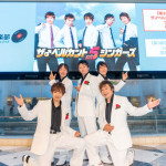 ■アクティブシニアに大人気のアイドルグループ、ザ♂ベルカント5シンガーズが第2弾アルバム発売記念イベント