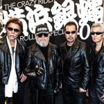■横浜銀蝿が結成40周年にオリジナルメンバー4人で完全復活。Johnnyが37年ぶりに合流し、FCイベントでひと足早くお披露目