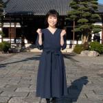 ■水森かおりが徳間ジャパンの元社長、徳間康快さんの墓前に「NHK紅白歌合戦」17年連続17回目の出場を報告