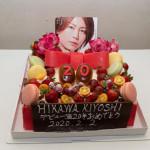 ■氷川きよしが新ツアーの東京公演をデビュー記念日に思い出の会場・中野サンプラザで開催。2月4日発売の新曲「母」を初披露