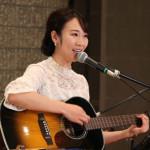 ■椎名佐千子が初のYouTube生配信ライブ 感謝と挑戦をテーマに全8曲熱唱