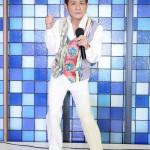 ■福田みのるが新曲「あまのじゃく」発表ライブ。作詞・作曲の湯原昌幸がお祝いに。正代と同じ熊本出身で、「歌謡界の大関を目指す」と大ヒット宣誓