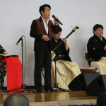 ■福田こうへいが地元・盛岡市の中学校での講演で令和3年の仕事をスタート