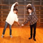 ■中澤卓也&新浜レオンがバレンタインデーに無観客による生配信コンサート。ラブソングを歌うスペシャルコラボも披露