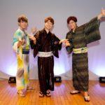 ■中澤卓也、新浜レオン、パク・ジュニョンの3歌手が「USEN 唄小屋」第4弾生配信コンサートで共演。全国のファンが視聴