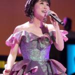 ■水森かおりが東京・中野サンプラザホールで2年ぶりのメモリアルコンサート。シングル28曲をノンストップで