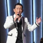 ■福田こうへいが10周年記念スペシャルコンサート。故里村龍一さんの「男川」からスタート。徳光和夫さんがサプライズでゲスト出演