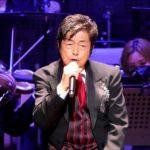 ■中村雅俊が初めてフルオーケストラと競演コンサート。歌手になって3つ目の夢を実現。57人編成の大オーケストラで全14曲熱唱